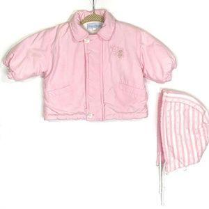 Tartine Et Chocolat Baby Girls Winter Coat…